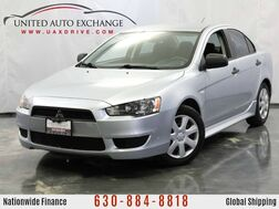 2012_Mitsubishi_Lancer_MANUAL TRANS_ Addison IL