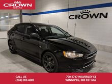 2012_Mitsubishi_Lancer_Sportback Man SE *Heated Seats/Bluetooth/ Accident Free*_ Winnipeg MB