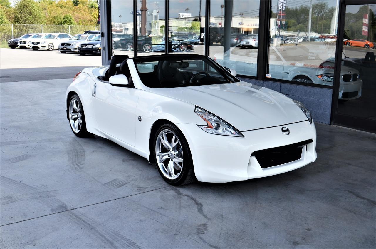 2012 NISSAN 370Z Touring Knoxville TN