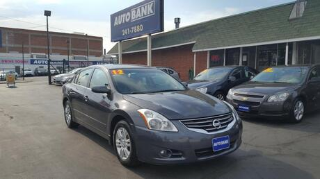 2012 NISSAN ALTIMA BASE Kansas City MO