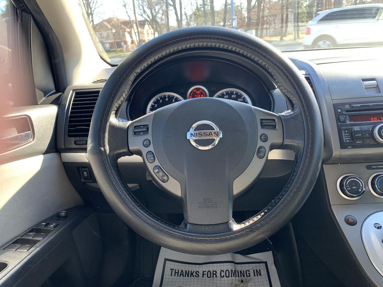 2012 NISSAN SENTRA SR, WARRANTY, KEYLESS ENTRY, KEYLESS START, AUX PORT, 1 OWNER! Norfolk VA