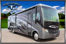 2012 Newmar Canyon Star 3920 Double Slide Class A Toy Hauler