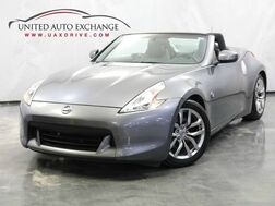 2012_Nissan_370Z_Touring / CONVERTIBLE / 3.7L V6 Engine / RWD / Rear View Camera_ Addison IL