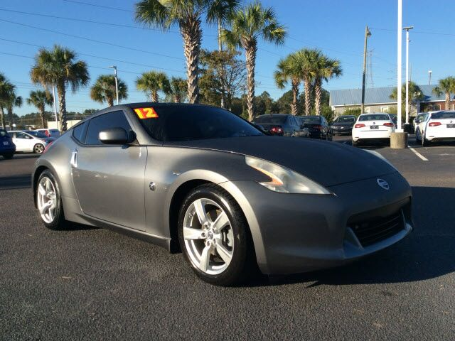 2012 Nissan 370Z Touring North Charleston SC
