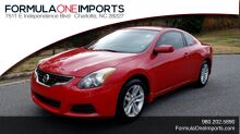 2012_Nissan_ALTIMA_2.5 S COUPE / CONVENIENCE PKG / 17IN ALLOY WHEELS_ Charlotte NC