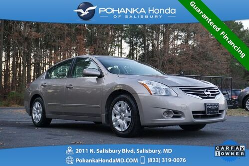 2012_Nissan_Altima_2.5 S ** GUARANTEED FINANCING **_ Salisbury MD