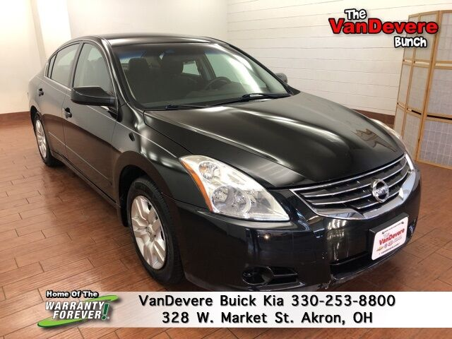 2012 Nissan Altima 2.5 S Akron OH