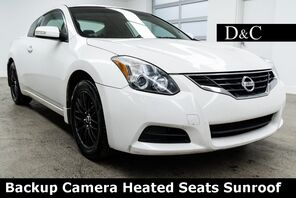 2012_Nissan_Altima_2.5 S Backup Camera Heated Seats Sunroof_ Portland OR