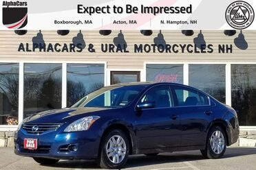 2012_Nissan_Altima_2.5 S_ Boxborough MA