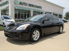 2012_Nissan_Altima_2.5 S, CLEAN CARFAX, AM/FM/CD/AUX, STEERING WHEEL AUDIO CONTROLS, KEYLESS ENTRY, PUSH BUTTON START_ Plano TX