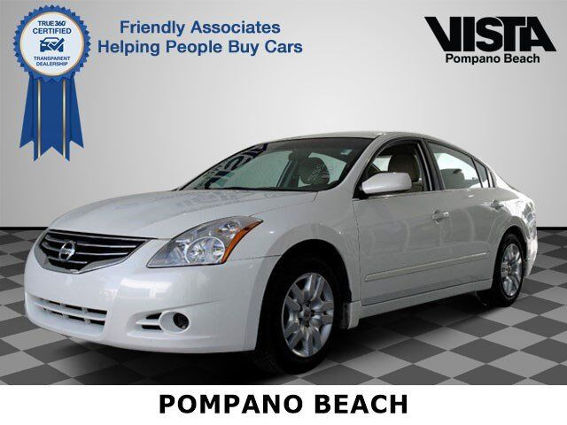 2012 Nissan Altima 2.5 S Coconut Creek FL
