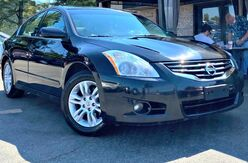 2012_Nissan_Altima_2.5 S_ Georgetown KY