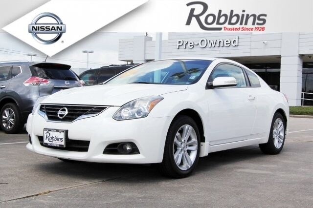 2012 Nissan Altima 2.5 S Houston TX