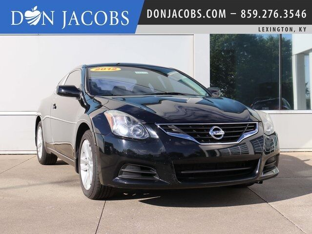 2012 Nissan Altima 2.5 S Lexington KY