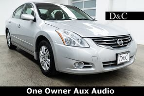 2012_Nissan_Altima_2.5 S One Owner Aux Audio_ Portland OR