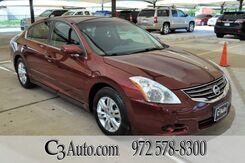 2012_Nissan_Altima_2.5 S_ Plano TX