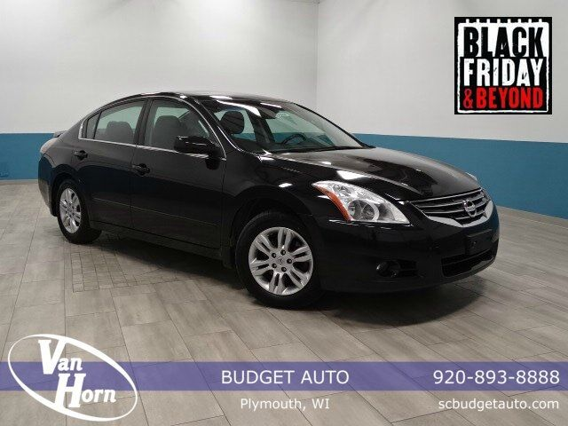 2012 Nissan Altima 2.5 S Plymouth WI