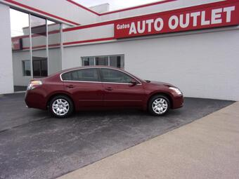 2012_Nissan_Altima_2.5 S_ Richmond KY