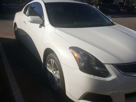 2012_Nissan_Altima_2.5 S /START/WOOD/PARK SENSORS/CRUISE_ Euless TX