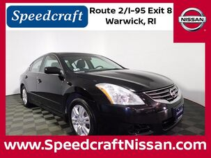2012_Nissan_Altima_2.5 S_ Wakefield RI
