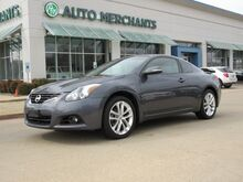 2012_Nissan_Altima_3.5 SR Coupe, 6 SPEED MANUAL, LEATHER, BLUETOOTH/AUX/SAT, BCKUP CAM, HTD STS, PSH BTN START, SUNROOF_ Plano TX