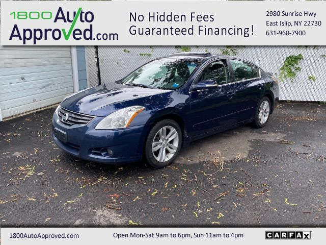 2012 Nissan Altima 3.5 SR Patchogue NY