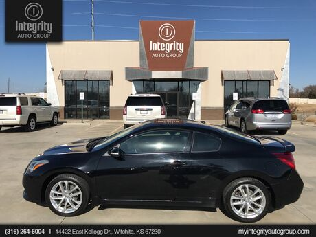 2012 Nissan Altima 3.5 SR Wichita KS