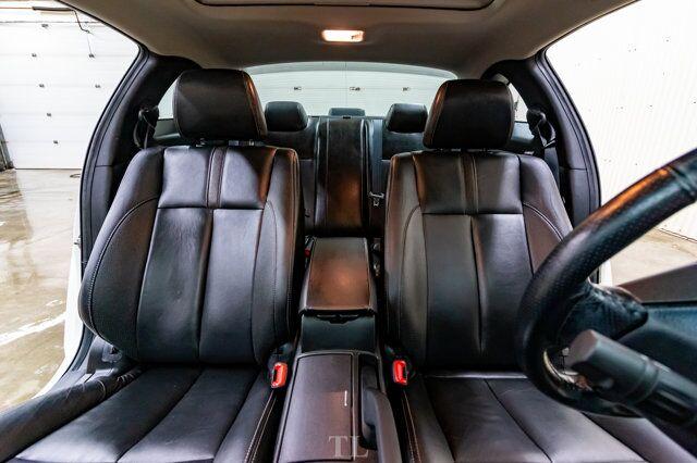 2012 Nissan Altima SR Coupe Leather Roof Nav BCam Red Deer AB
