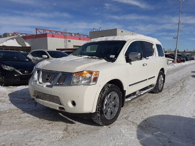 2012 Nissan Armada PLATINUM | 4WD | FULLY LOADED | CLEARANCE SPECIAL Calgary AB