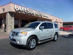 2012_Nissan_Armada_PLATINUM_ Colorado Springs CO