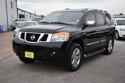 2012_Nissan_Armada_Platinum 2WD_ Houston TX