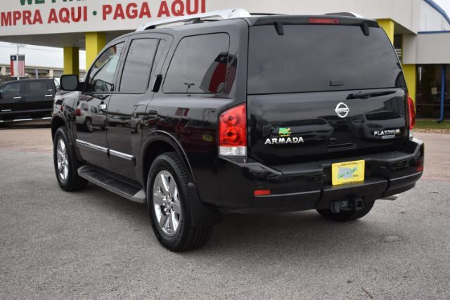 2012 Nissan Armada Platinum 2WD Houston TX