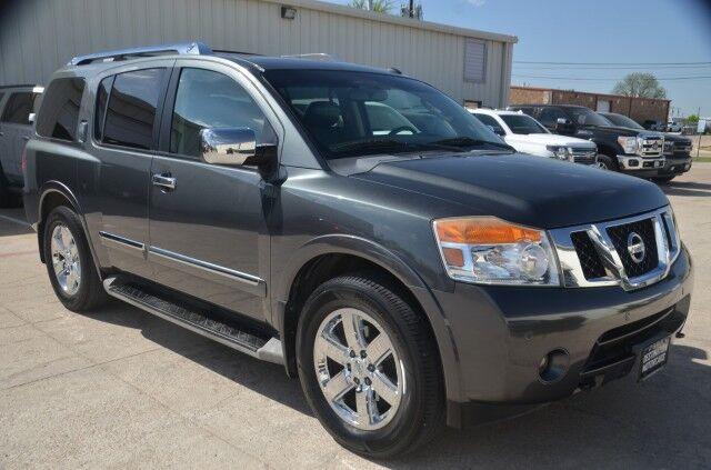 2012 Nissan Armada Platinum Wylie TX