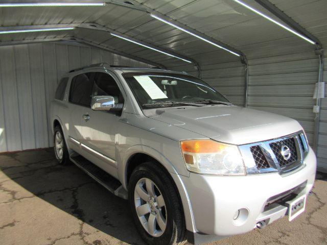 2012 Nissan Armada SL 2WD Dallas TX