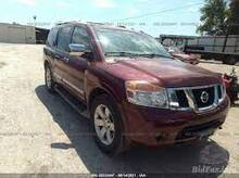 2012_Nissan_Armada_SL 4WD_ Austin TX