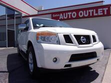 Nissan Armada SV 2012