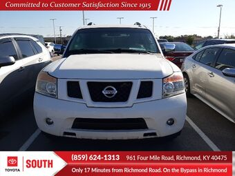 2012_Nissan_Armada_SV_ Richmond KY