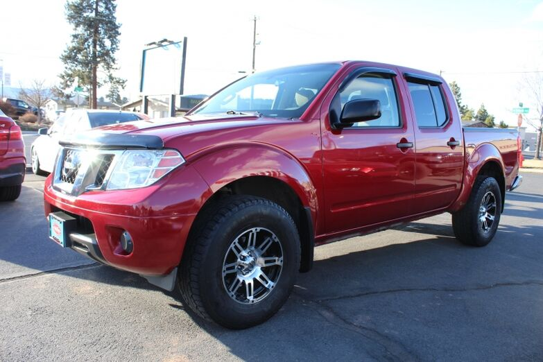 2012 Nissan Frontier 4WD Crew Cab SV Bend OR