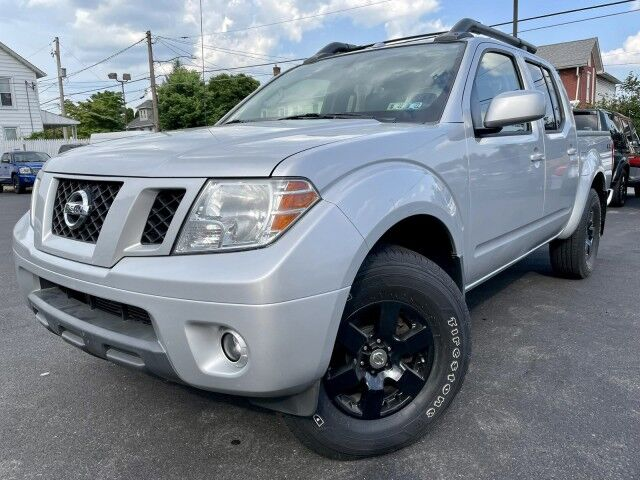 2012 Nissan Frontier PRO-4X Whitehall PA