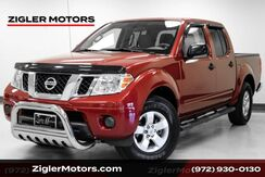 2012_Nissan_Frontier_SL Crew Cab Low Miles Automatic Clean Carfax_ Addison TX