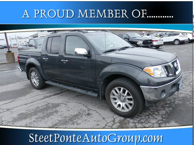 2012 Nissan Frontier SL Yorkville NY