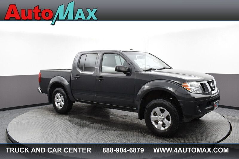2012 Nissan Frontier SV 4WD