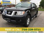 2012 Nissan Frontier SV 4WD Crew Cab