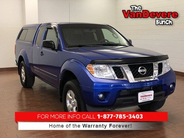 2012 Nissan Frontier SV Akron OH