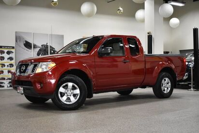 2012_Nissan_Frontier_SV_ Boston MA