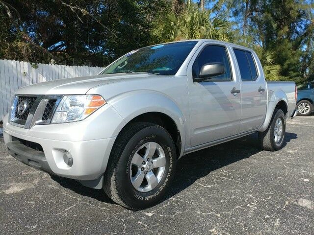 2012_Nissan_Frontier_SV_ Fort Myers FL