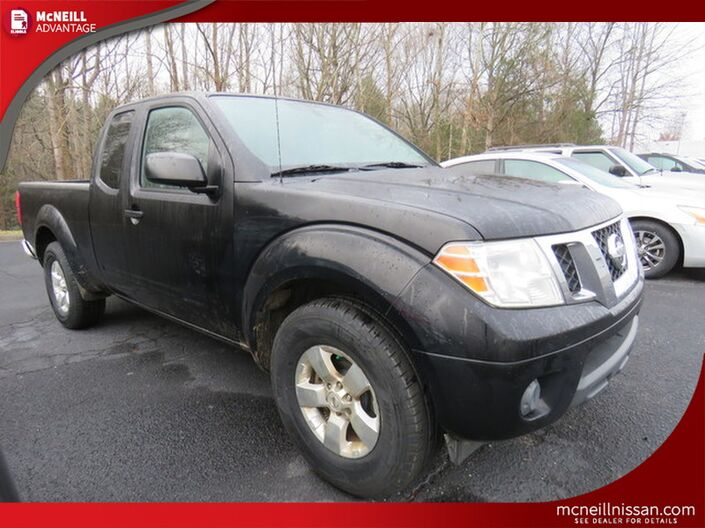 2012 Nissan Frontier SV High Point NC