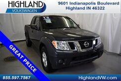 2012_Nissan_Frontier_SV_ Highland IN