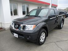2012_Nissan_Frontier_SV_ Houlton ME