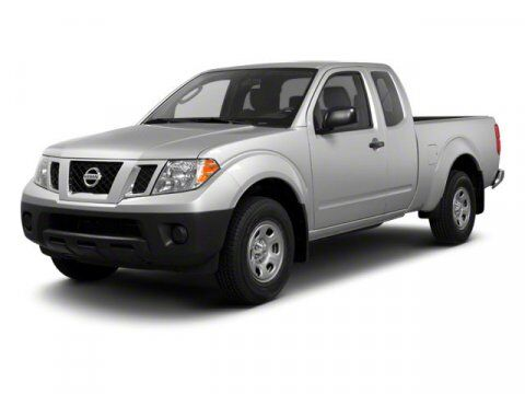 2012 Nissan Frontier SV Oroville CA